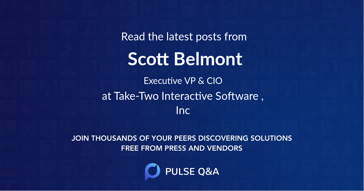Scott Belmont