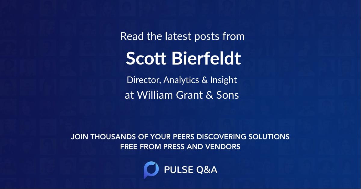 Scott Bierfeldt