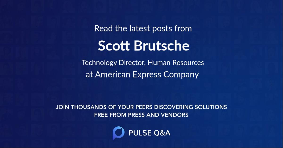 Scott Brutsche