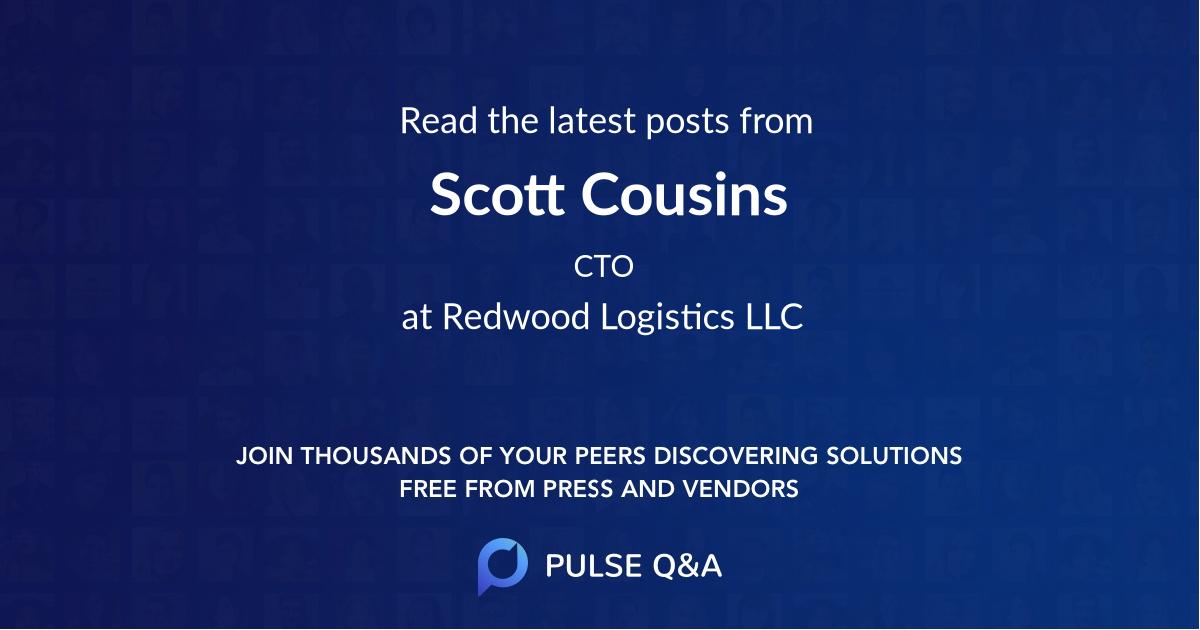 Scott Cousins
