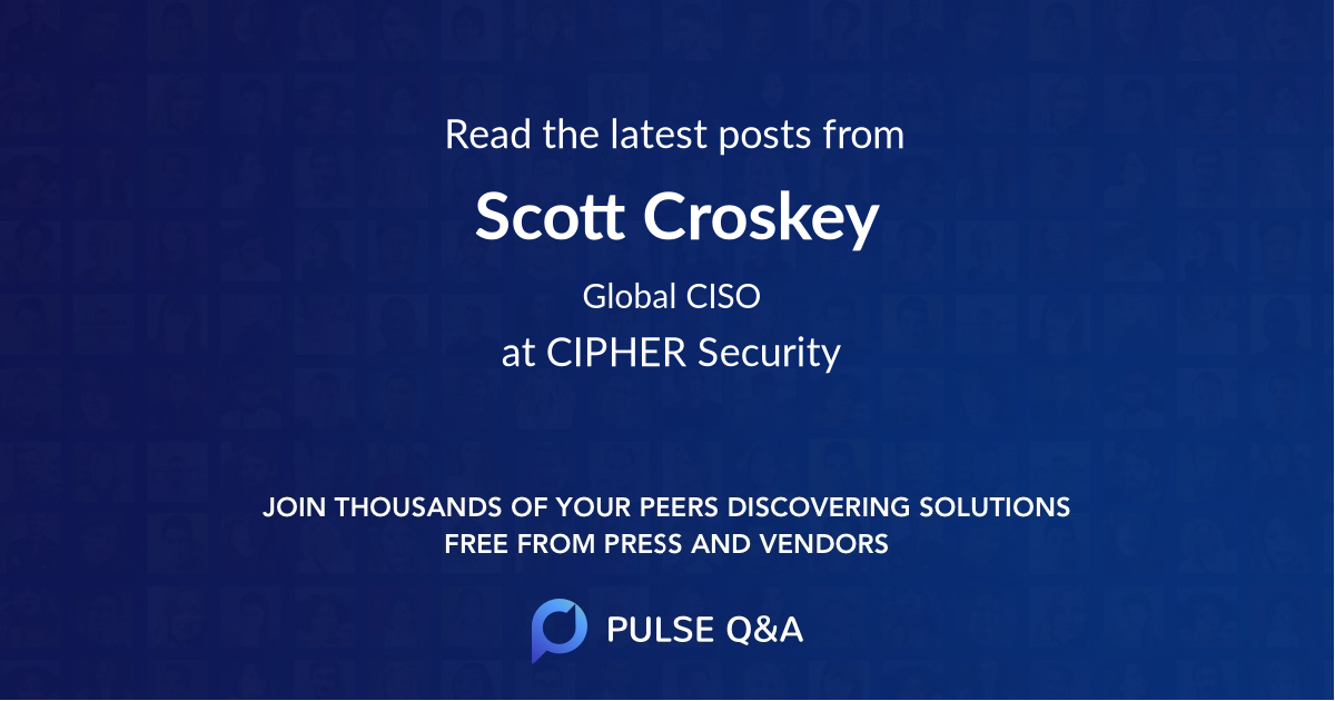 Scott Croskey