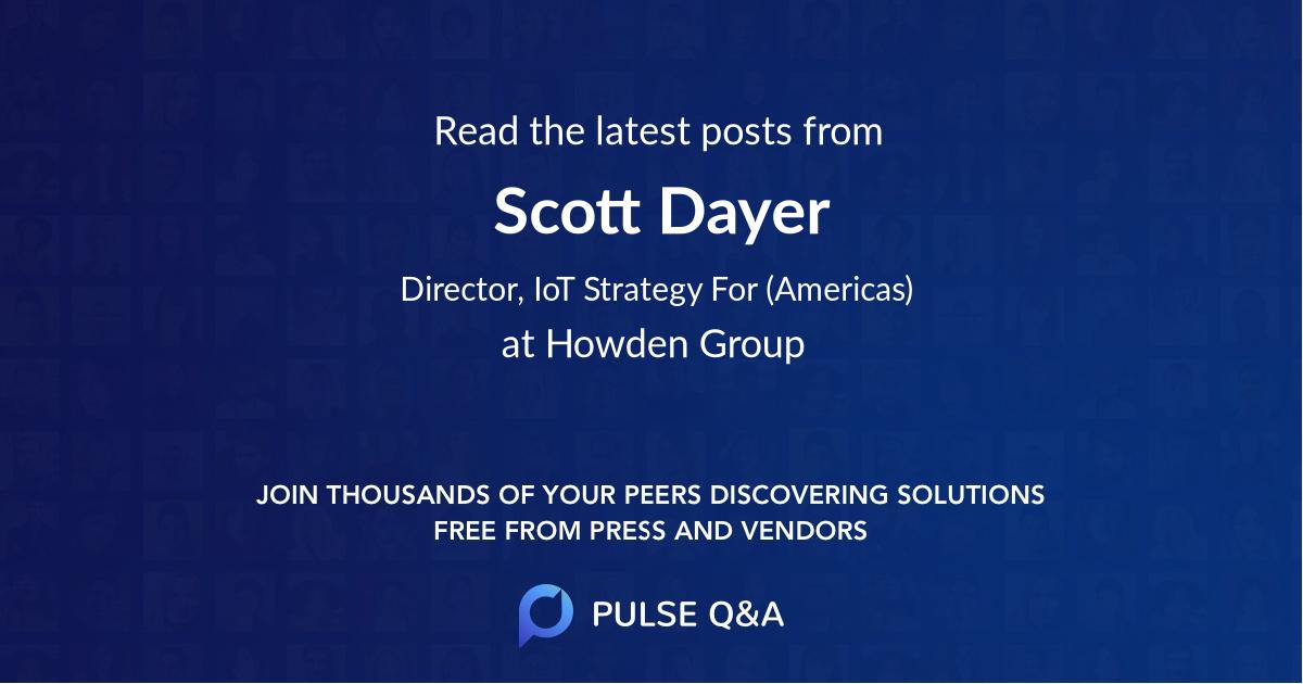 Scott Dayer