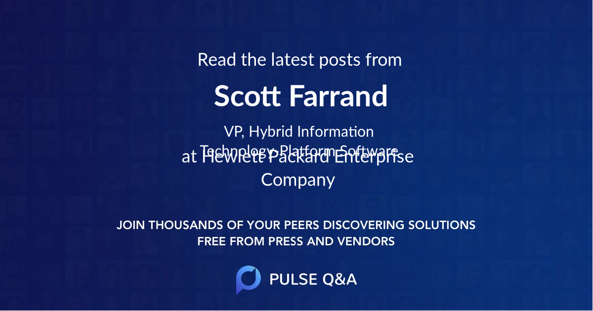 Scott Farrand