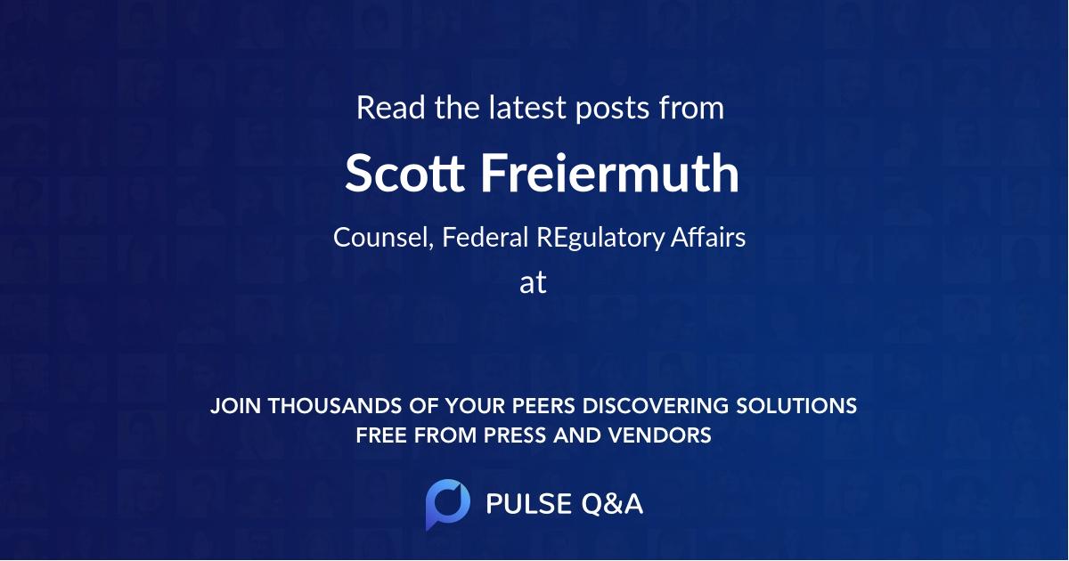 Scott Freiermuth