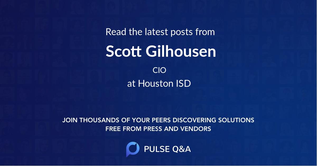 Scott Gilhousen