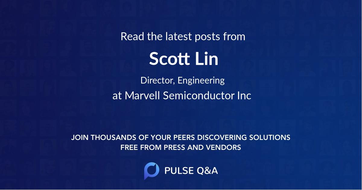 Scott Lin