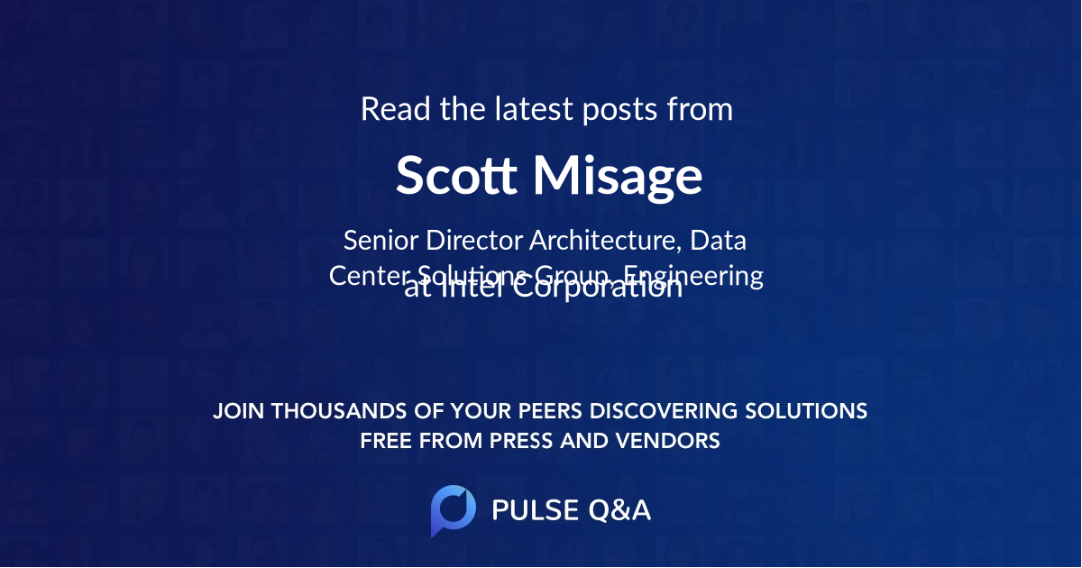 Scott Misage