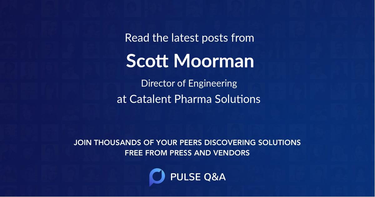 Scott Moorman