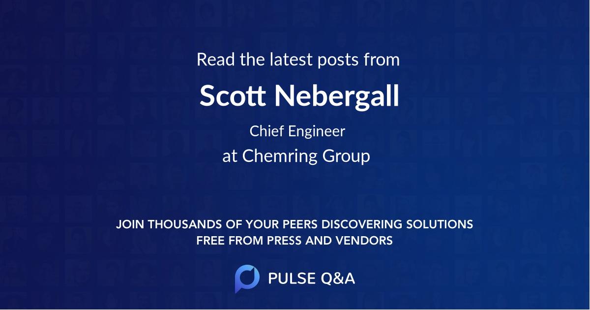 Scott Nebergall