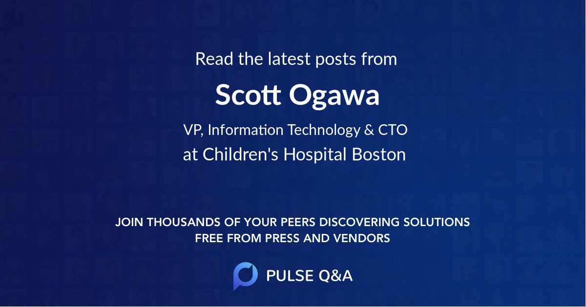 Scott Ogawa