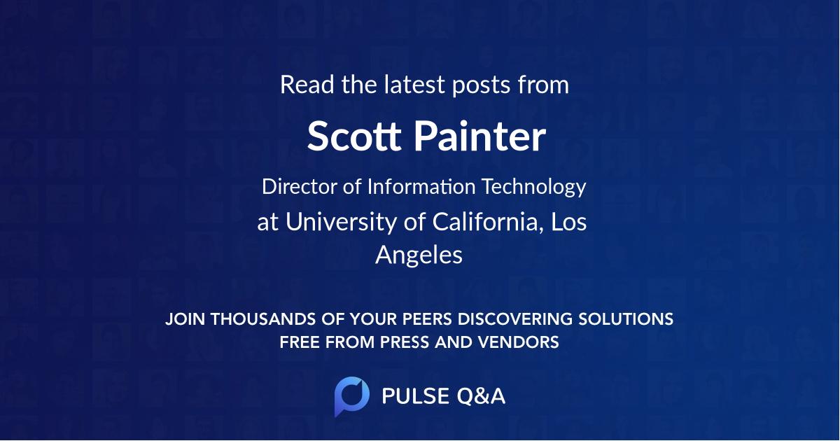 Scott Painter