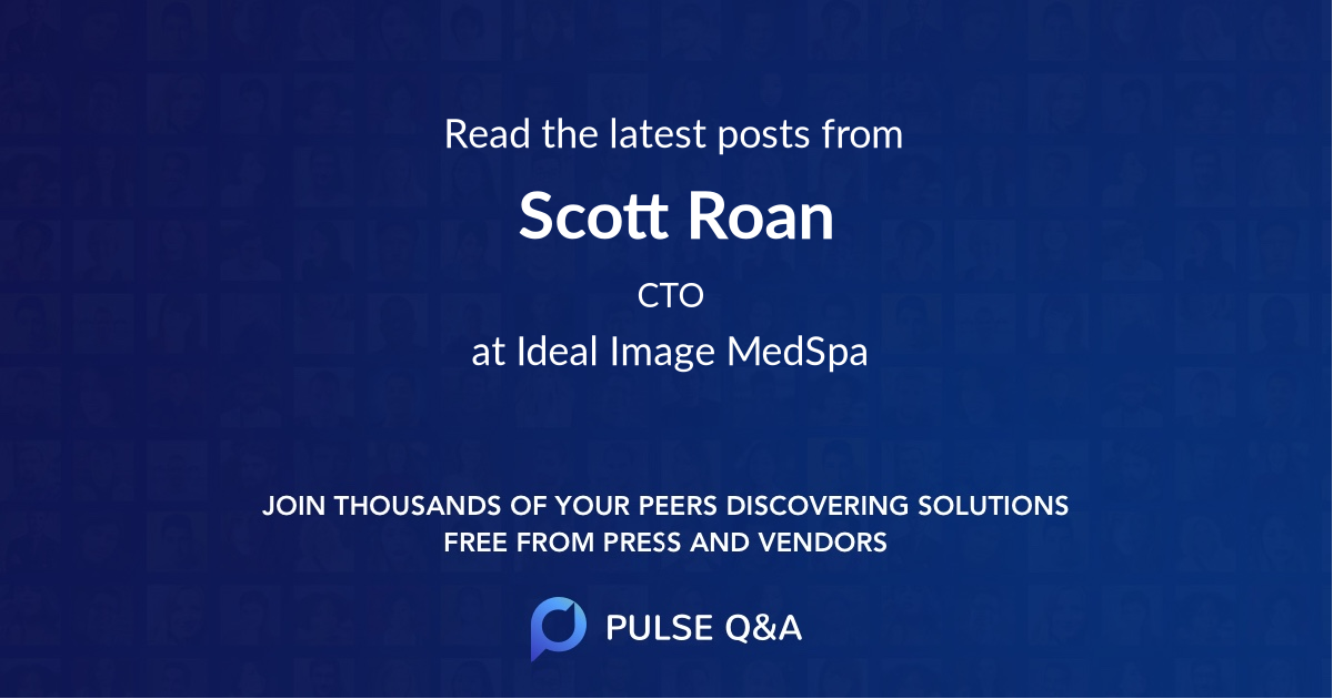 Scott Roan