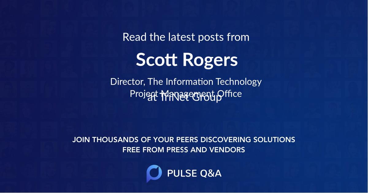 Scott Rogers