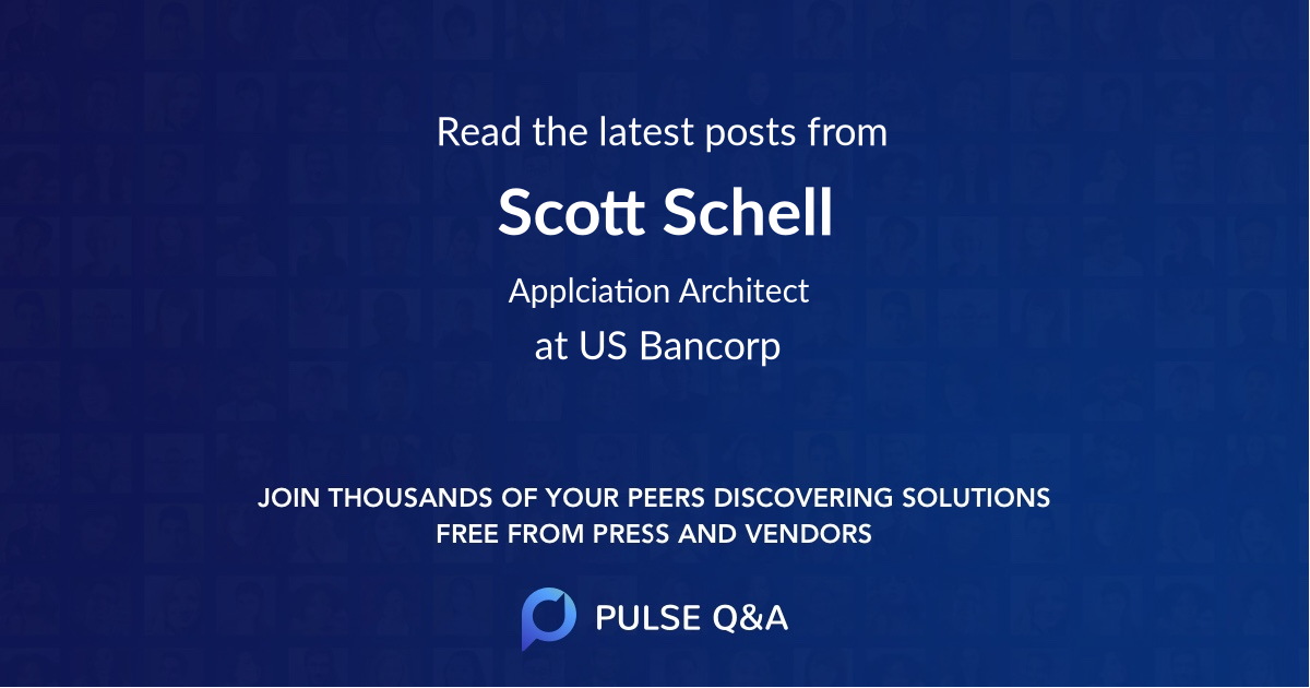 Scott Schell