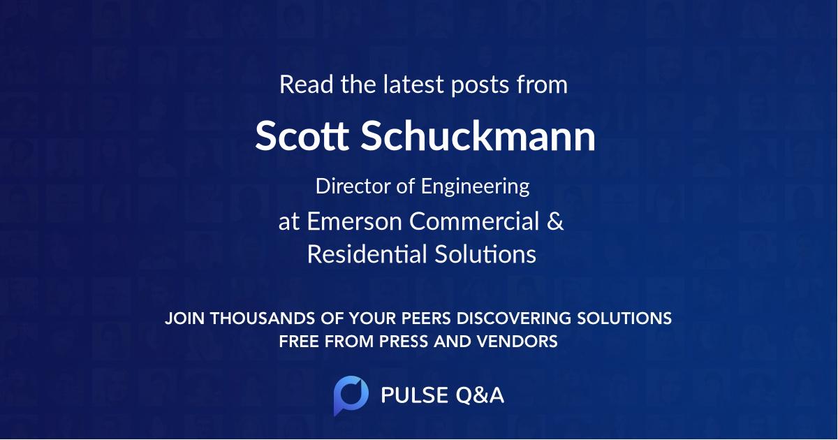 Scott Schuckmann