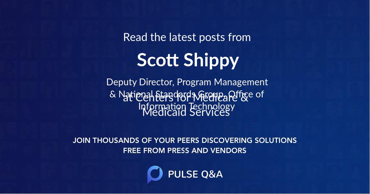 Scott Shippy