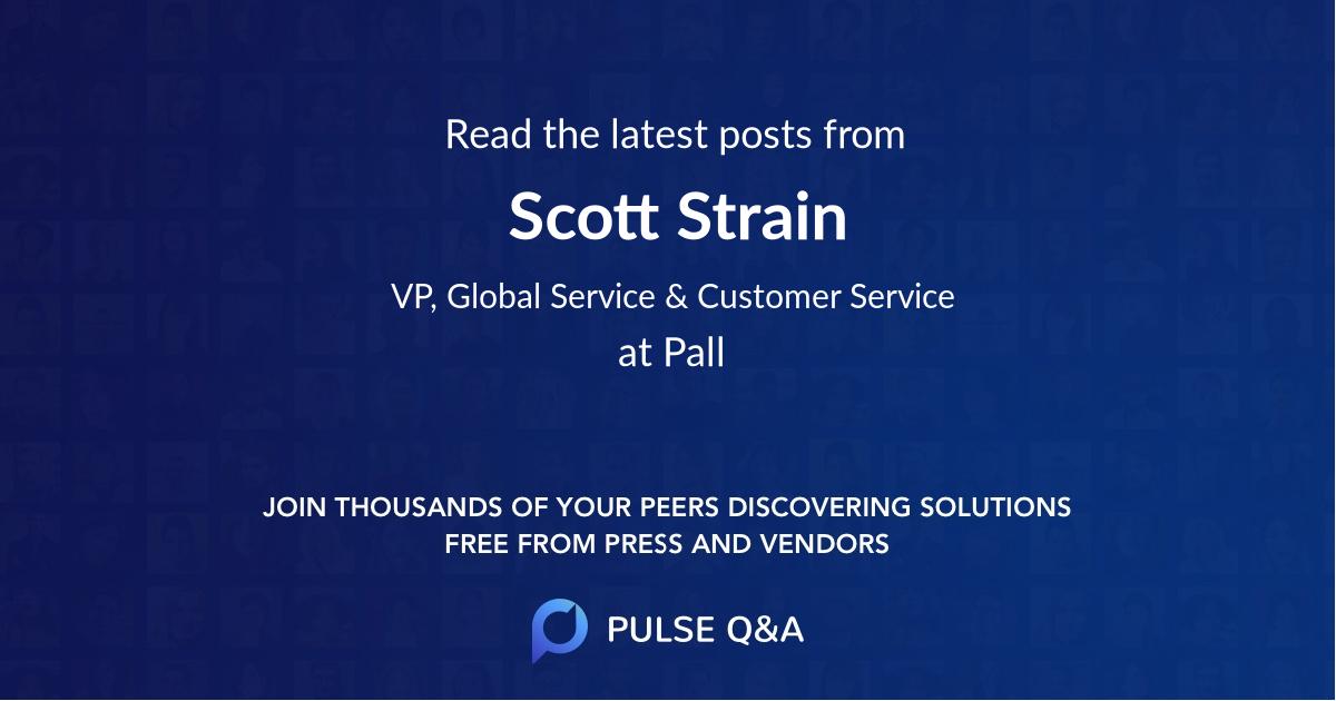 Scott Strain