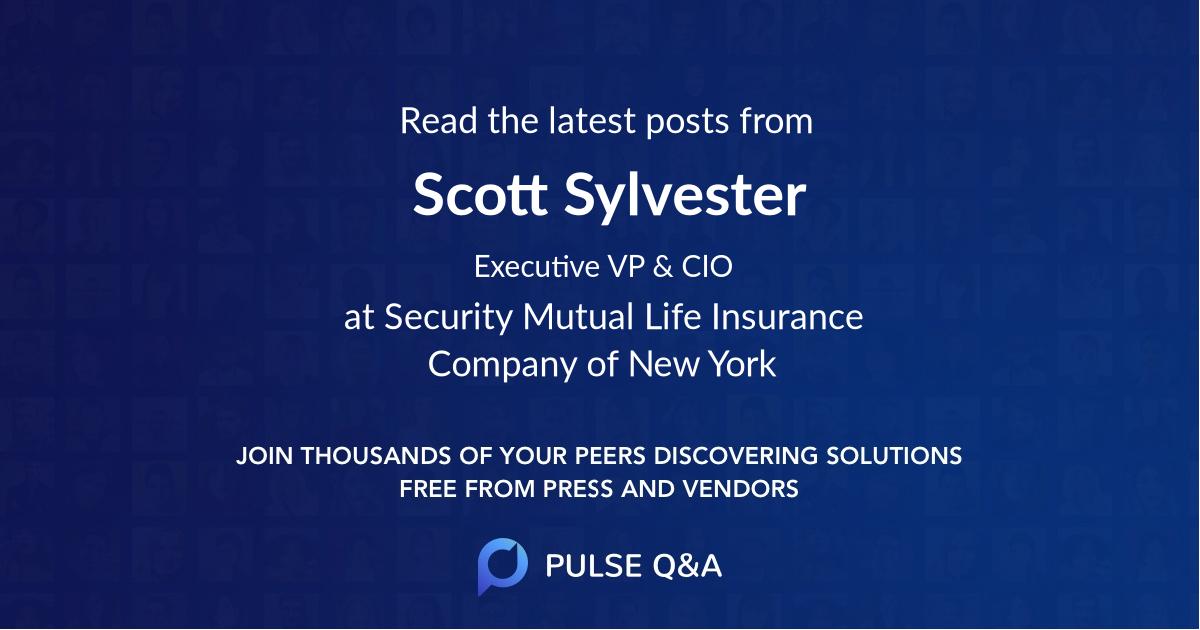 Scott Sylvester