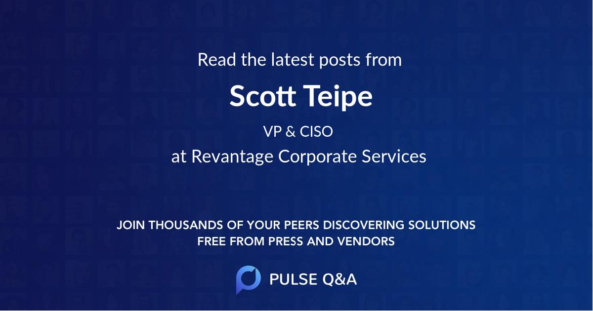 Scott Teipe