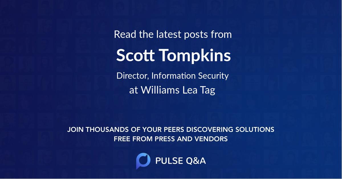 Scott Tompkins