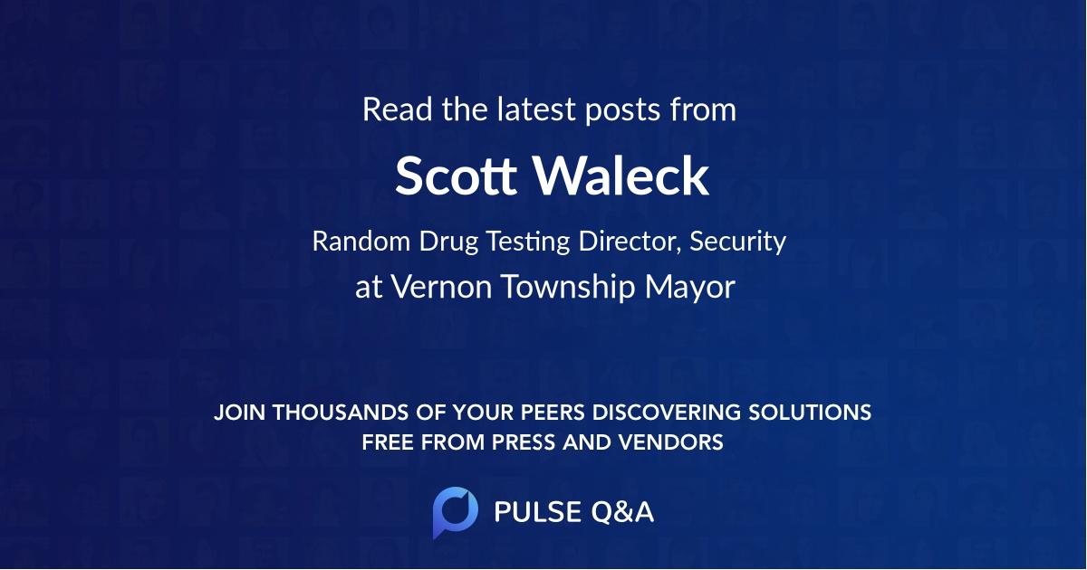 Scott Waleck