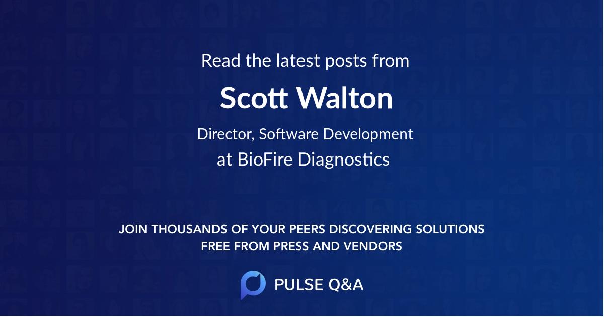 Scott Walton