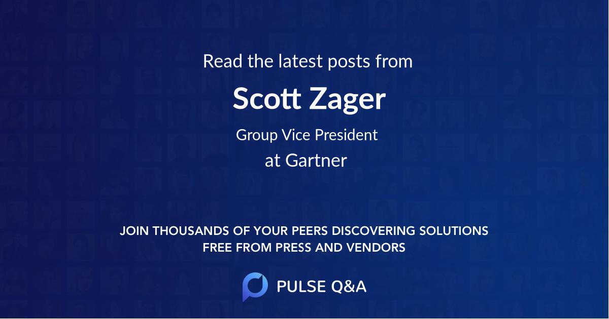 Scott Zager