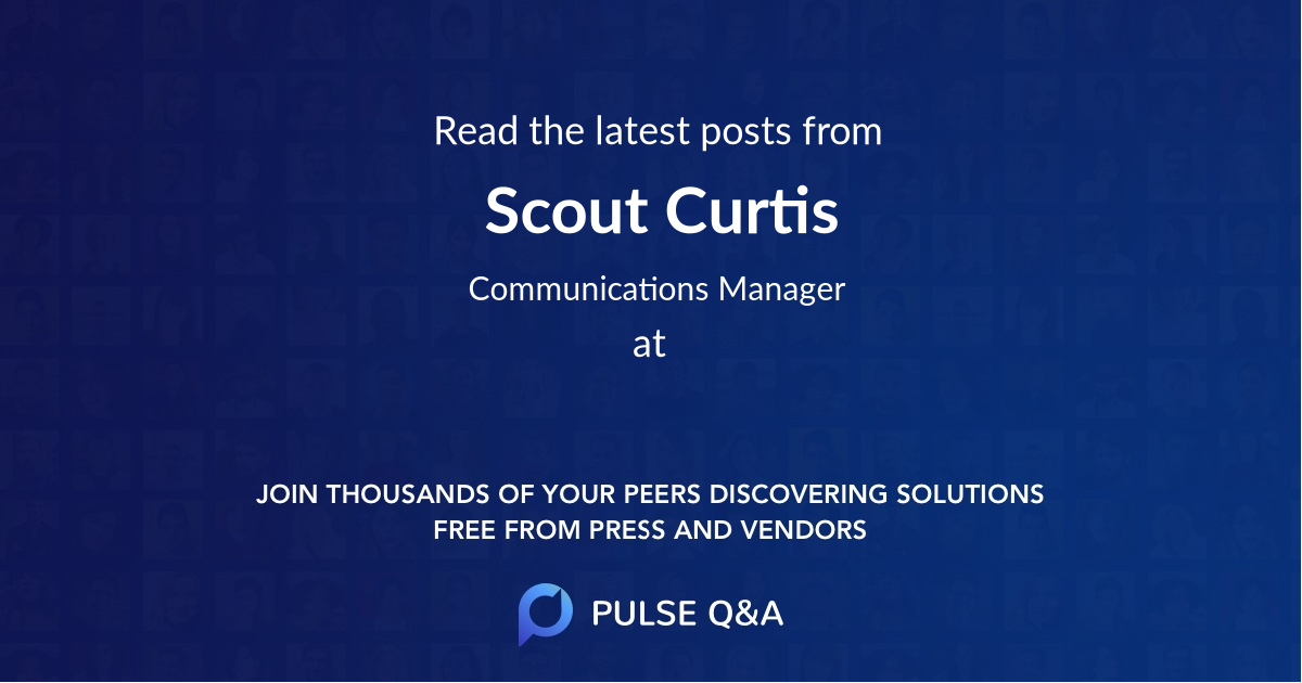 Scout Curtis