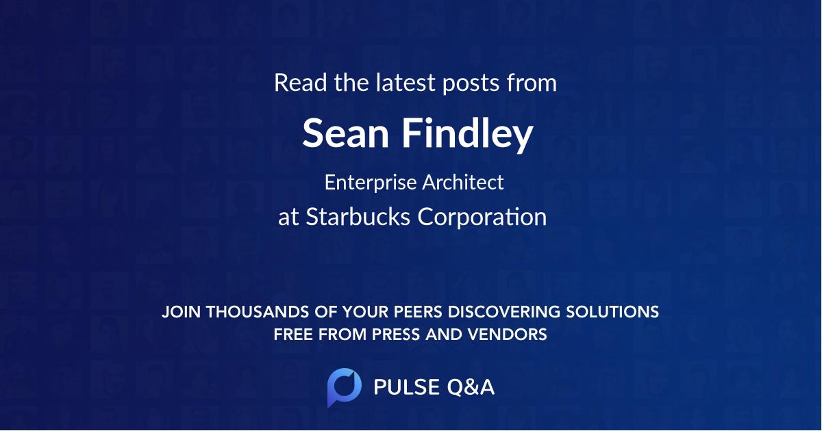 Sean Findley