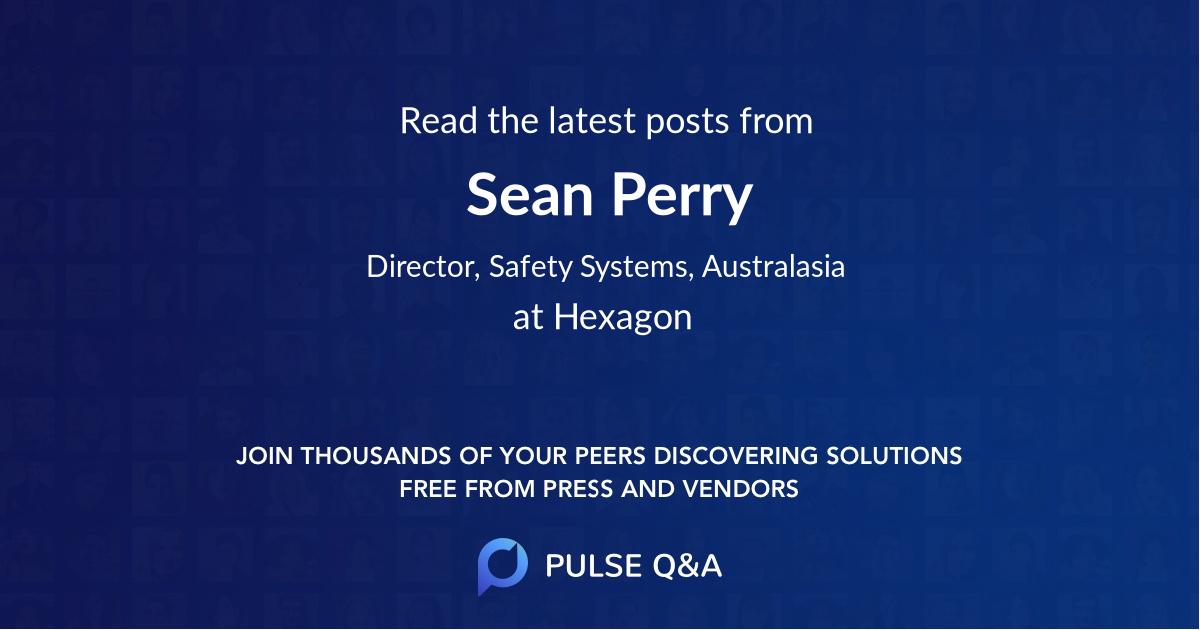 Sean Perry