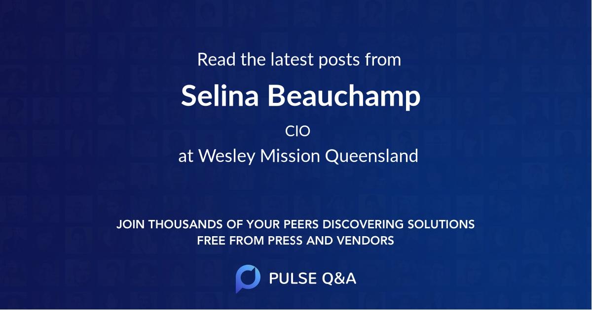 Selina Beauchamp