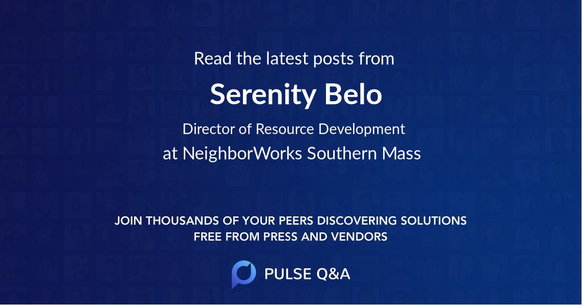 Serenity Belo