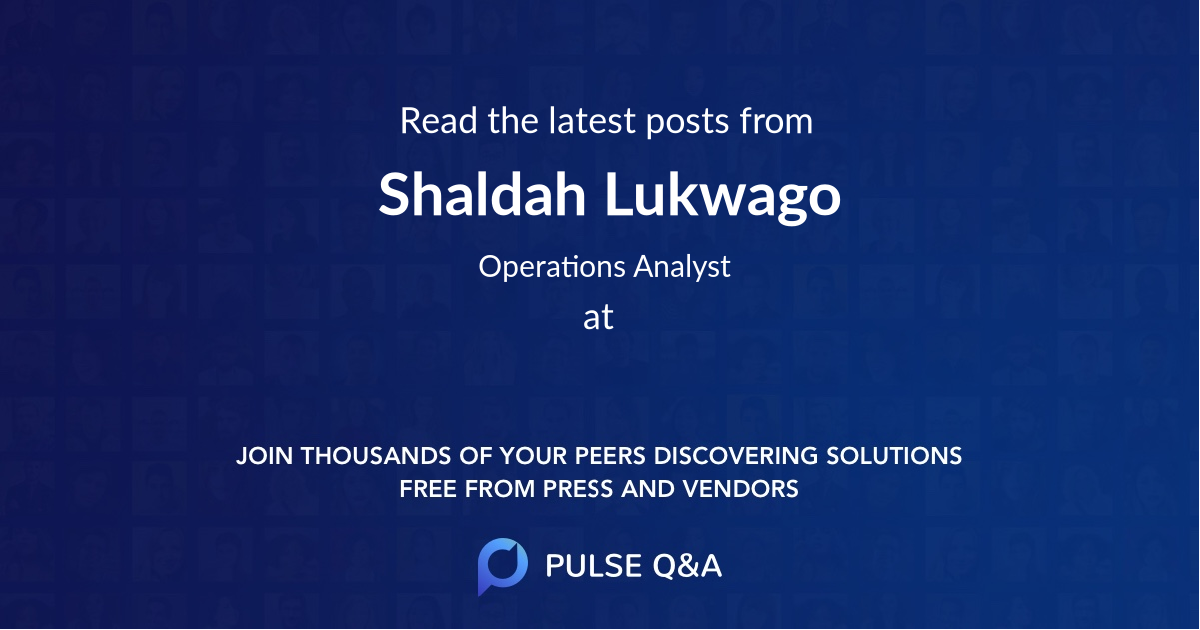 Shaldah Lukwago