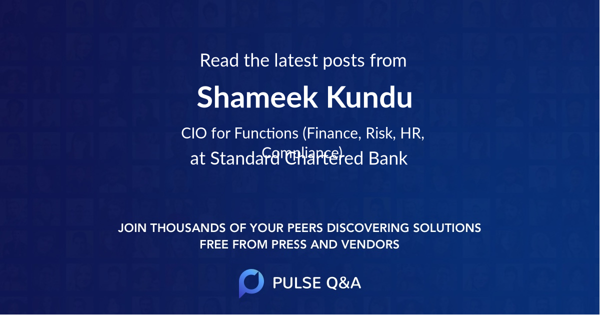 Shameek Kundu