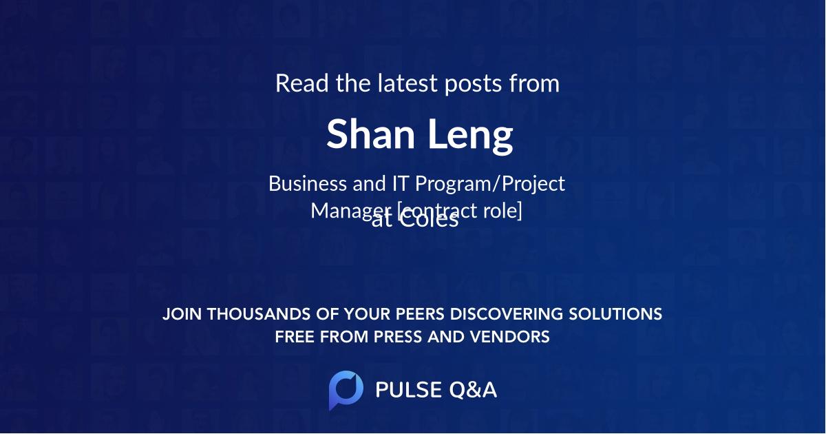 Shan Leng
