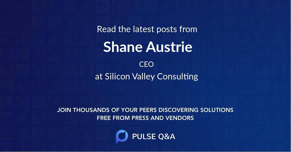 Shane Austrie