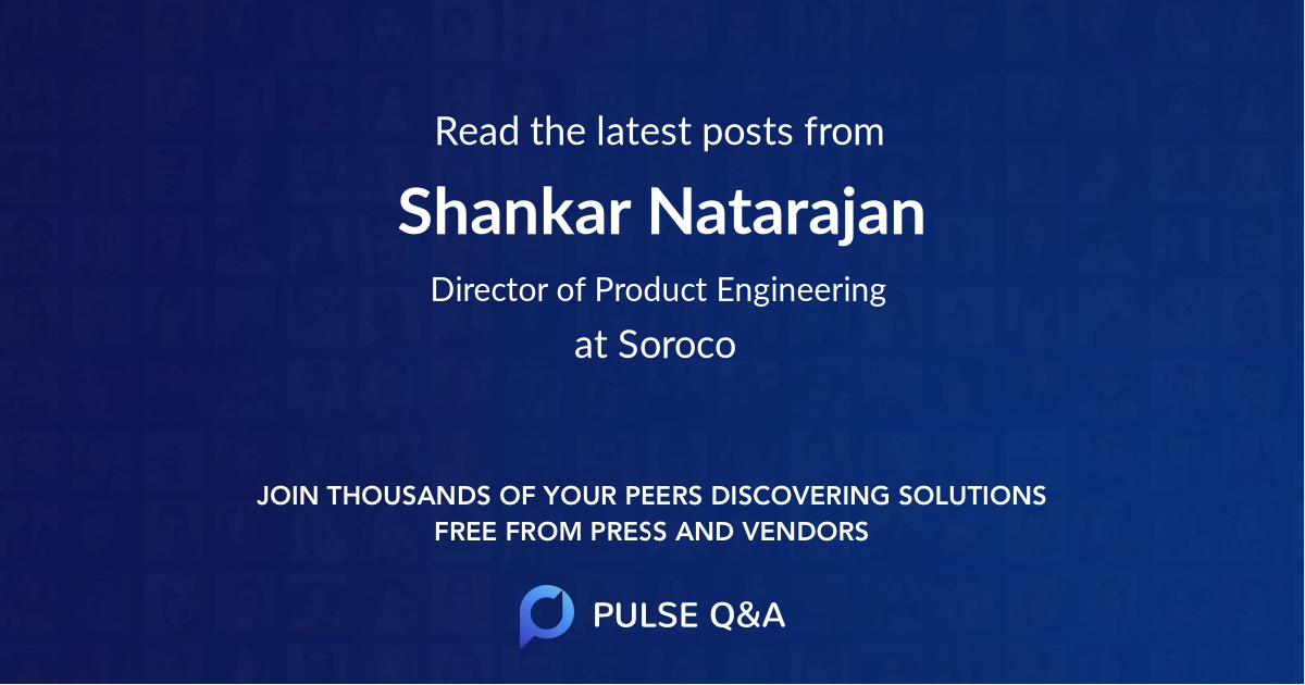 Shankar Natarajan