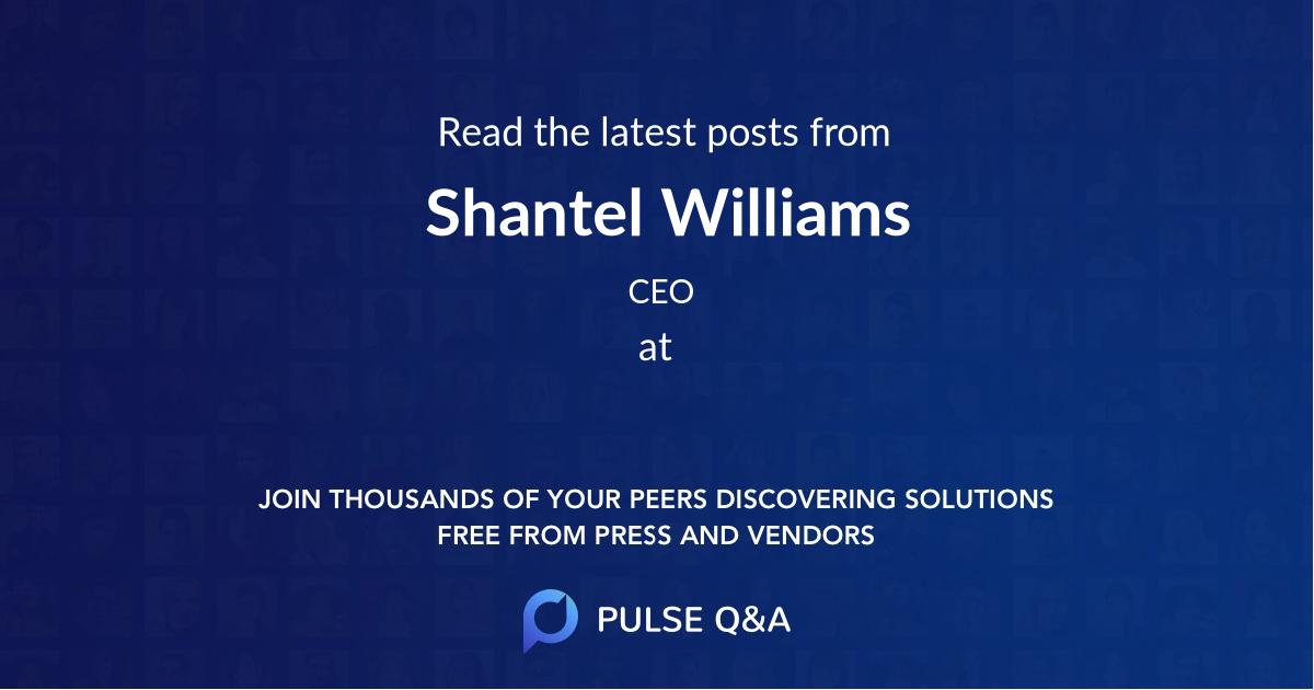 Shantel Williams