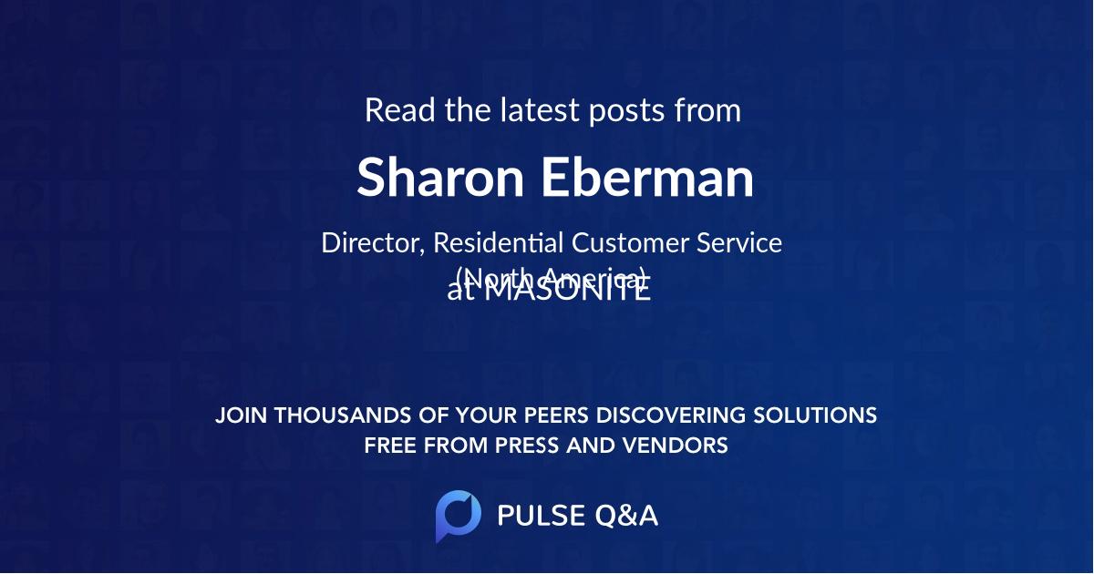 Sharon Eberman