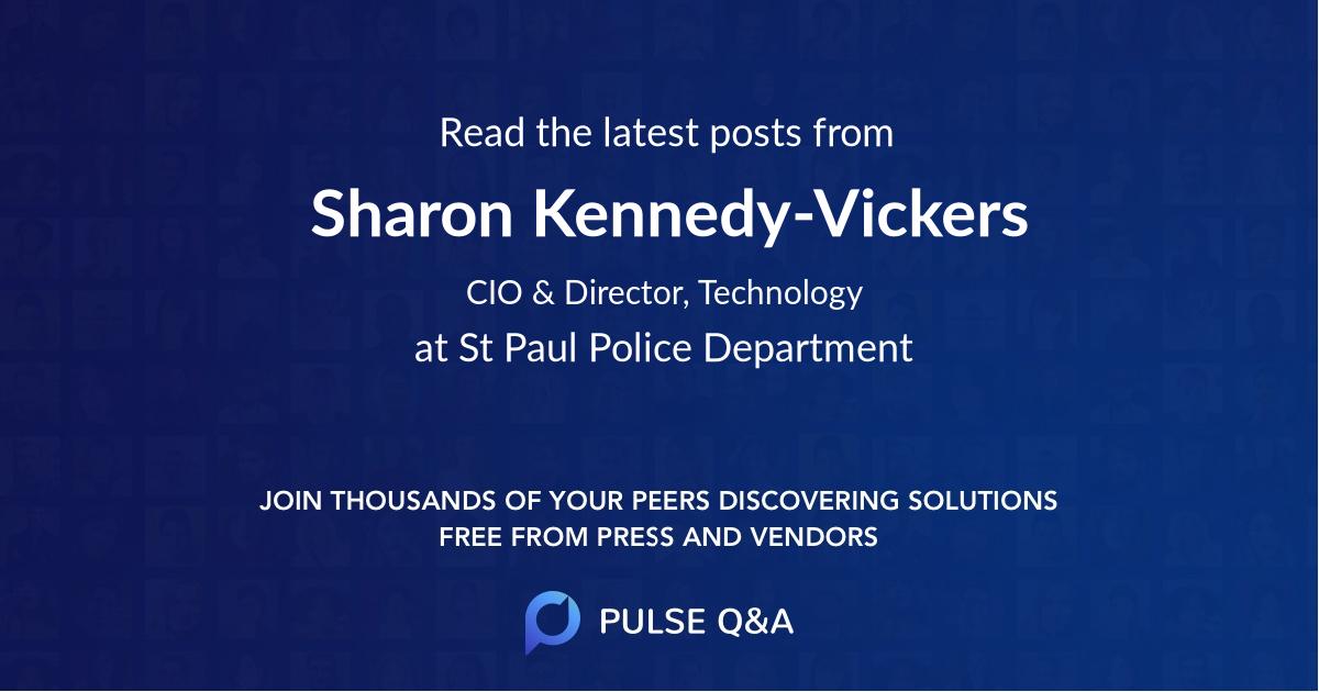 Sharon Kennedy-Vickers