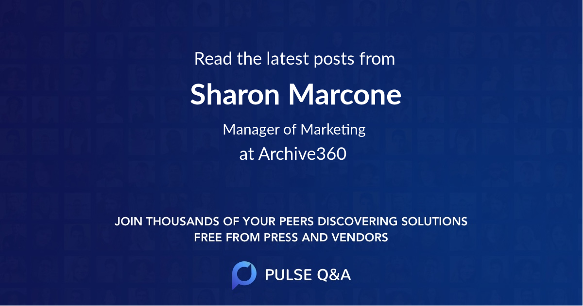 Sharon Marcone