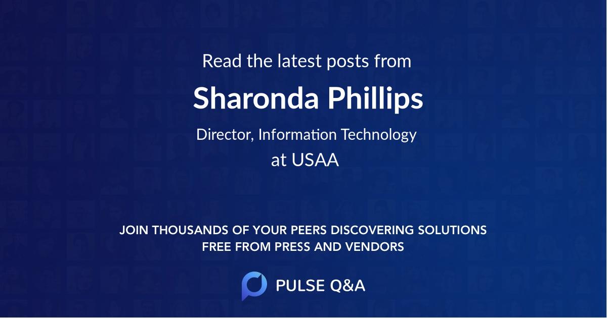 Sharonda Phillips