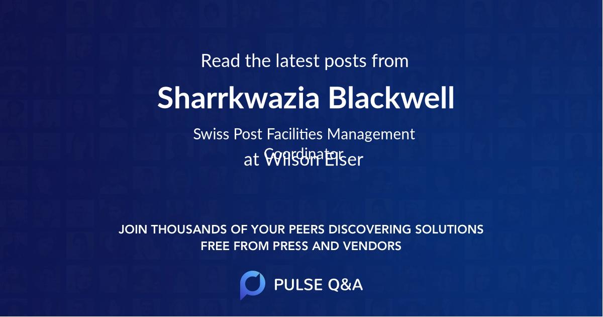Sharrkwazia Blackwell