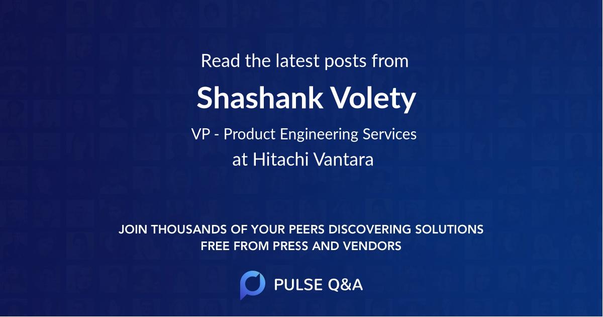 Shashank Volety
