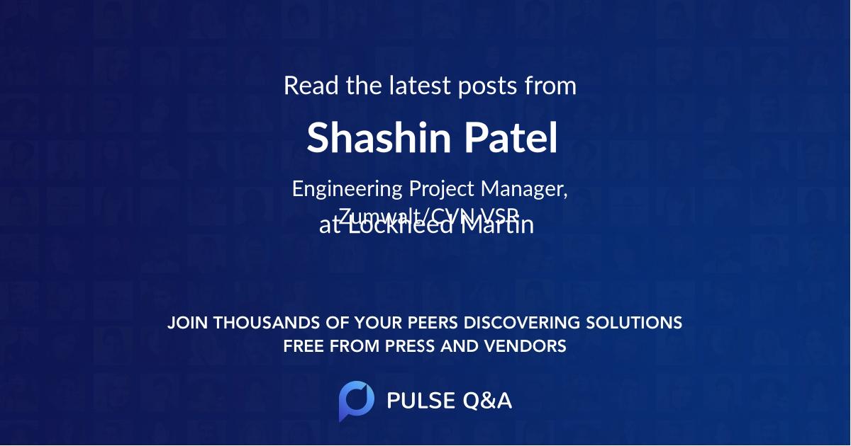Shashin Patel