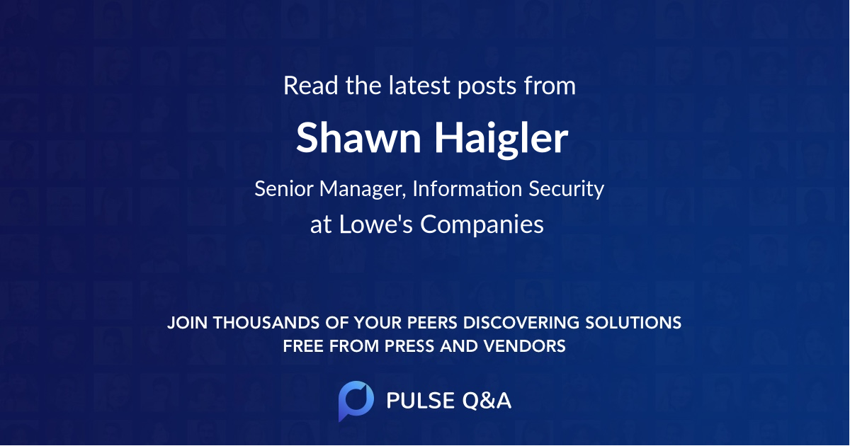 Shawn Haigler