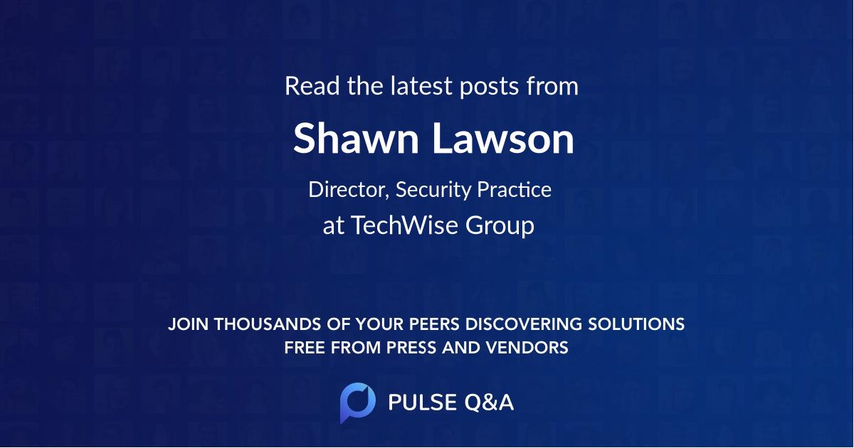 Shawn Lawson