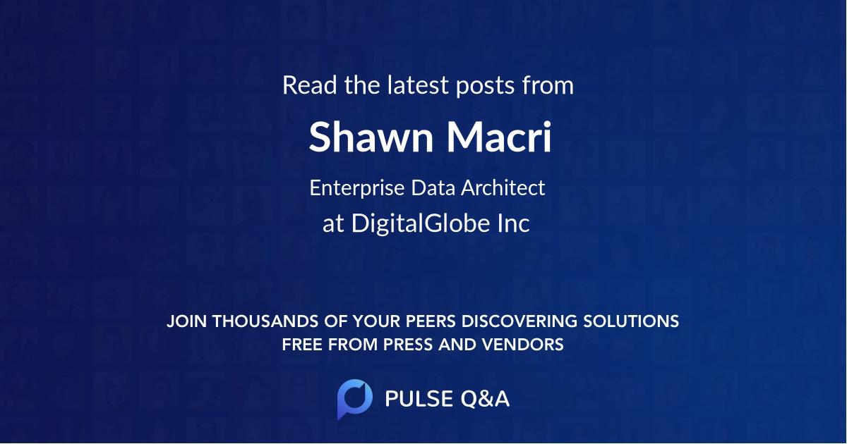 Shawn Macri