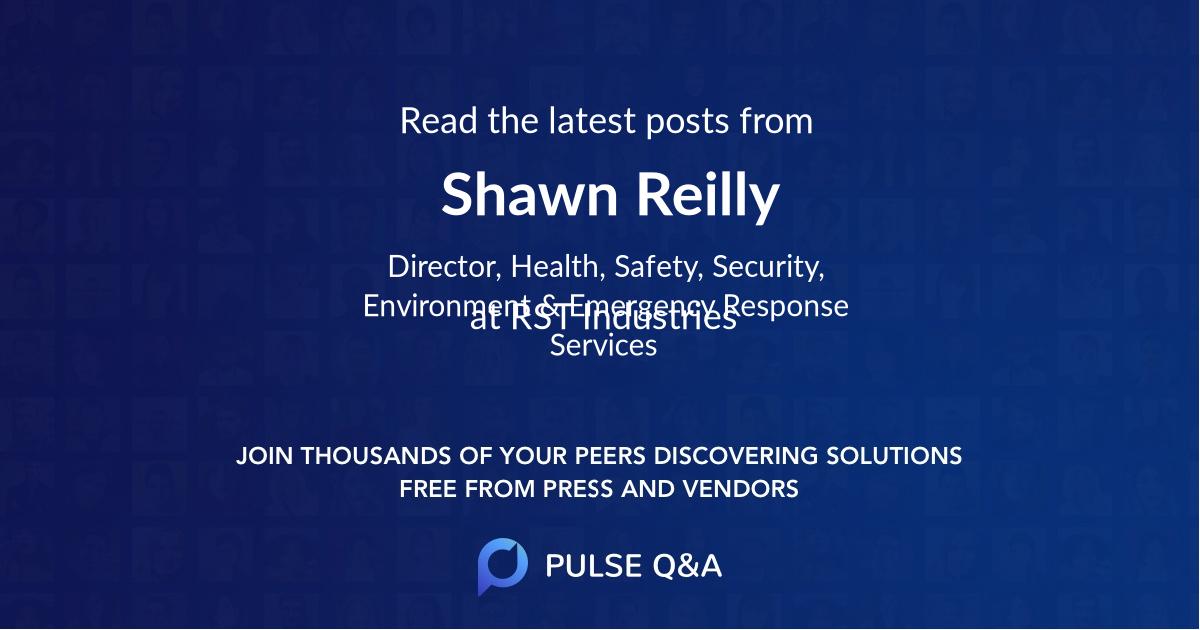 Shawn Reilly