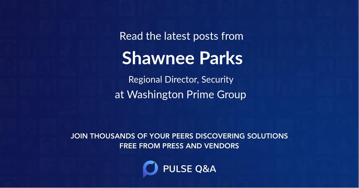 Shawnee Parks